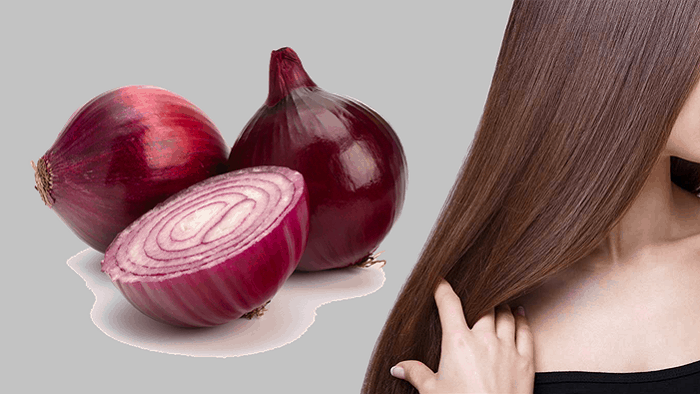 Onion For Hair