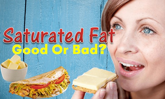 Saturated Fat Good Or Bad For Health