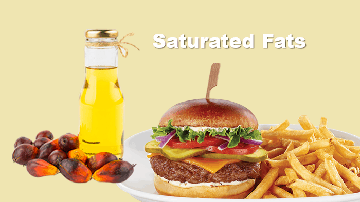 What Kinds Of Saturated Fats Are Bad