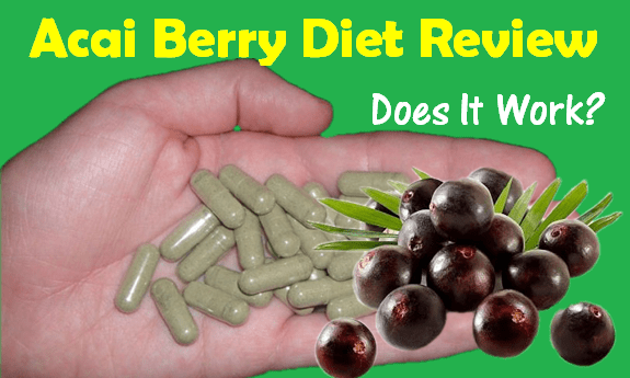 AcaiBerry Diet Pill Review