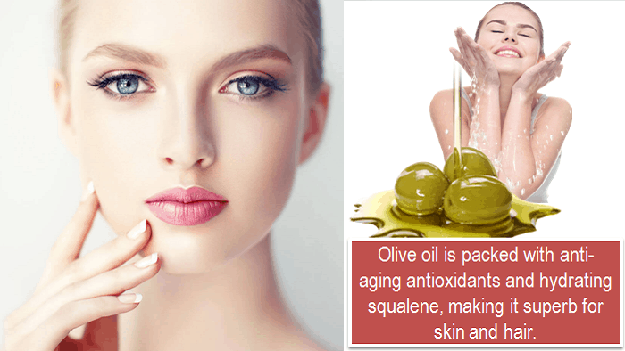 Benefits Of Olive Oil In Skincare
