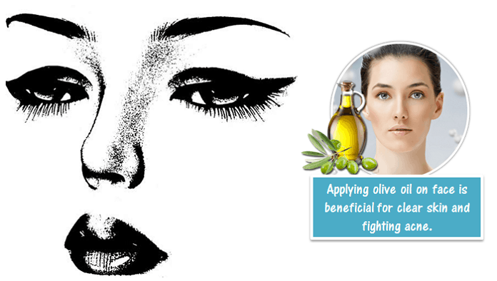 Acne Treatment With Olive Oil