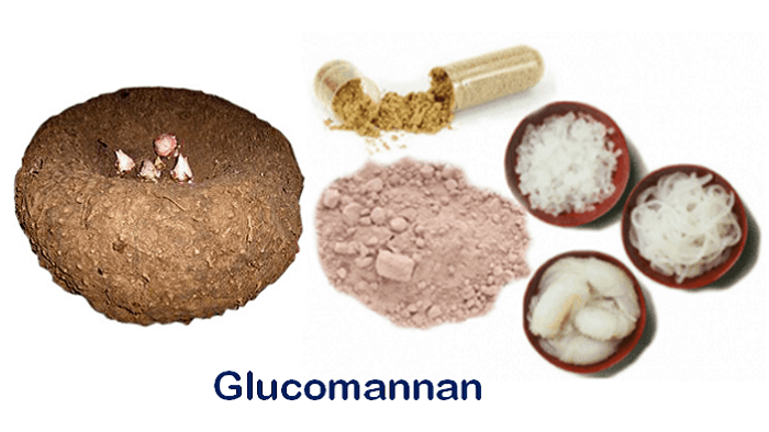 glucomannan capsule and diet