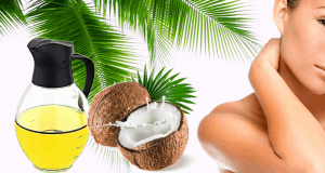 Great Benefits of Coconut Oil For Skin