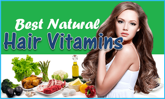 Best Natural Hair Vitamins