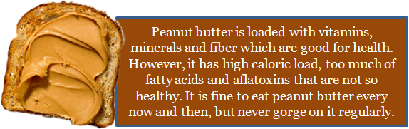 Should You Eat Peanut Butter