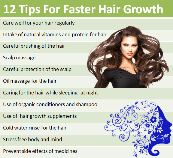 Practical Tips On How To Grow Your Hair Faster And Thicker