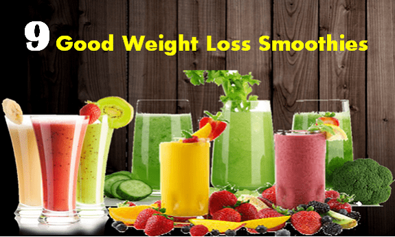 9 Best Smoothies For Weight Loss