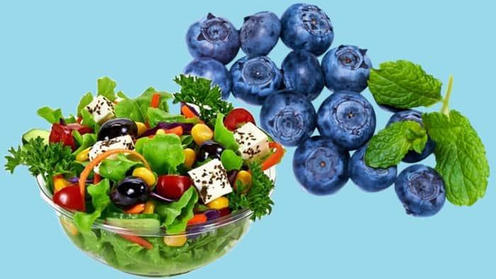 Blueberries Super-food