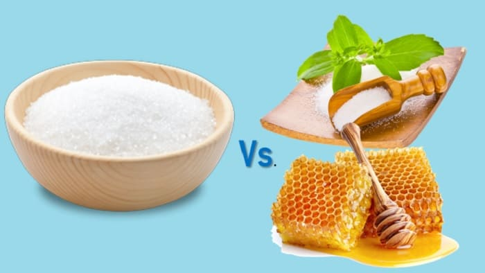 Natural Sugar Vs. Refined Sugar