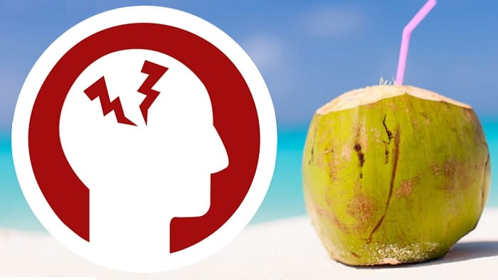Coconut Water For Headaches
