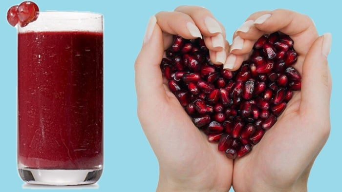 Holding Pomegranate In Hand