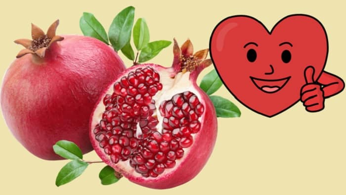 Pomegranate For Healthy Functions Of Body