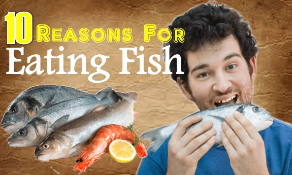 Reasons For Eating Fish