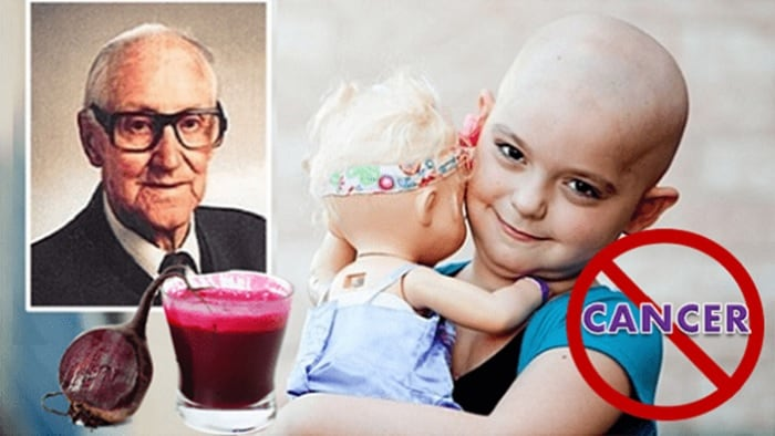 Cancer Curing Juice