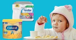 Similac And Enfamil Compared