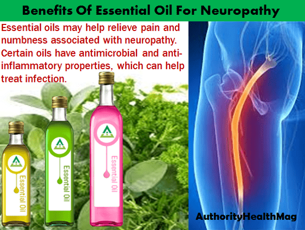 Benefits of essential oils for sciatica and nerve pain