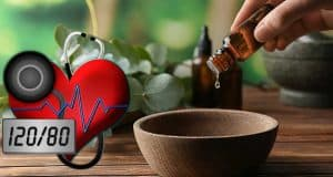 High Blood Pressure Treatment With Essential Oils