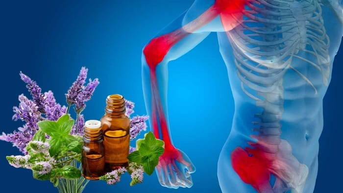 Pain Relief With Essential Oils