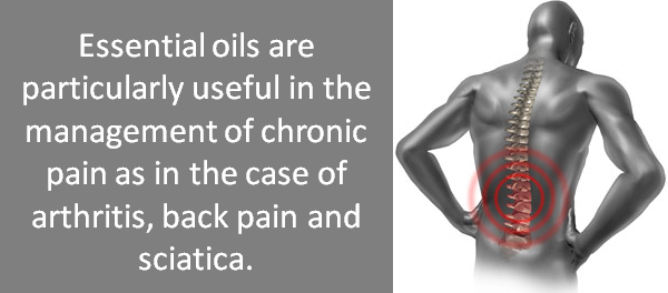 Benefits Of Essential Oil For Pain Relief