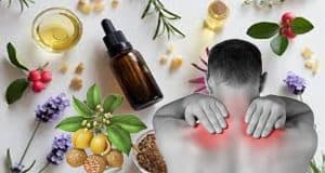 Muscle Pain Treatment With Essential Oils