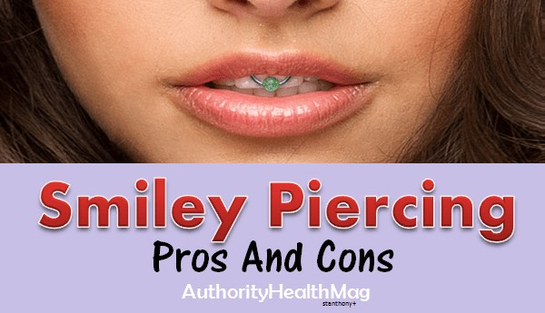 smiley piercing review