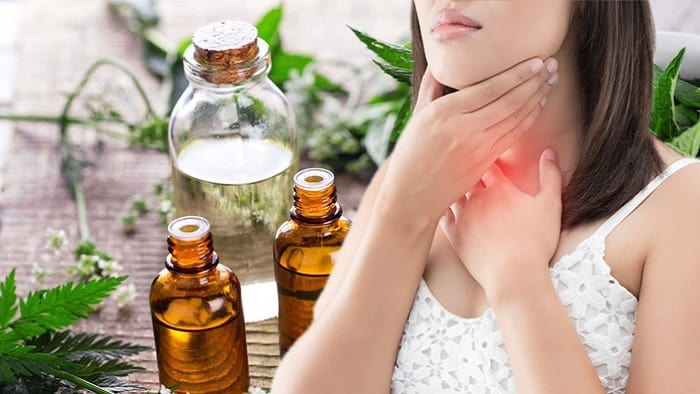 Sore Throat Remedies With Essential Oils