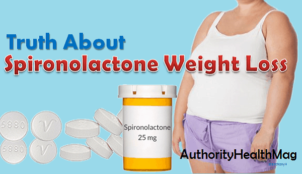 Effects Of Spironolactone In Weight Loss