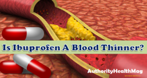 is ibuprofen a blood thinner