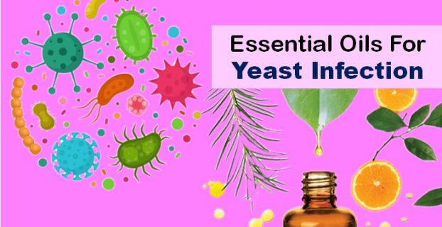 Yeast Infection Remedies With Essential Oils