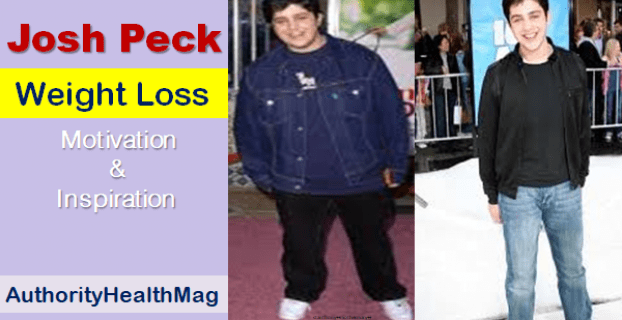 Josh Peck Weight Loss