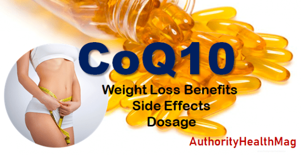 CoQ10-weight-loss