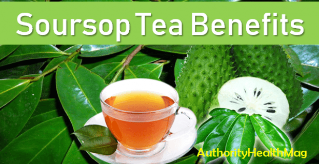 Soursop Tea