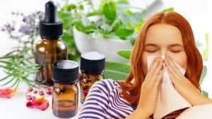 Stuffy Nose Relief With Essential Oils