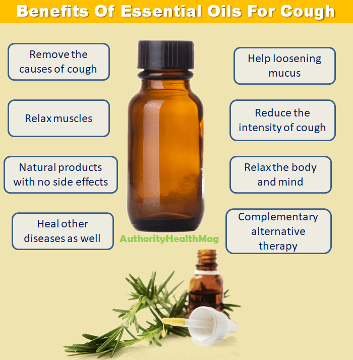 Benefits Of Using Essential Oils For Cough