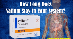 How Long Does Valium Stay In Your System
