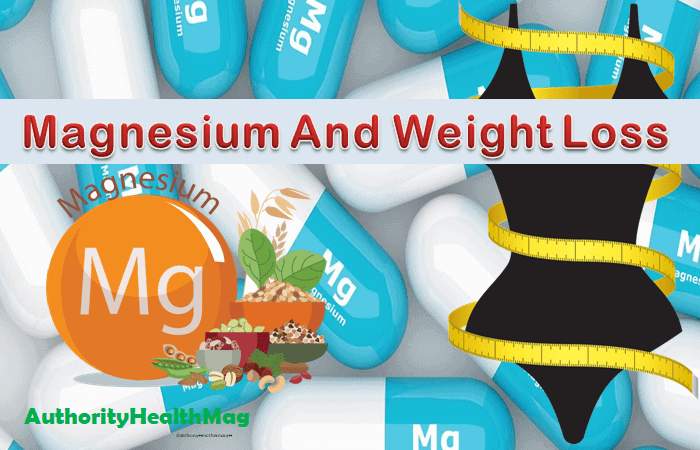 Magnesium Citrate Weight Loss