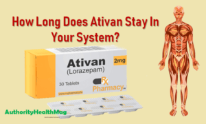 How Long Does Ativan Stay In Your System