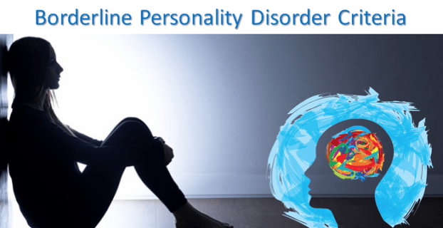 borderline personality disorder criteria