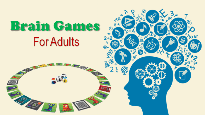 Best Brain Games For Adults