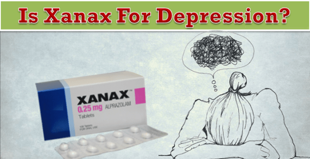 Xanax For Depression