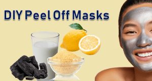 DIY Peel Off Mask