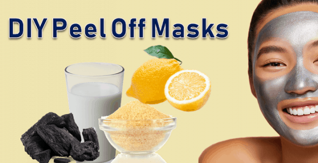 DIY Peel Off Mask
