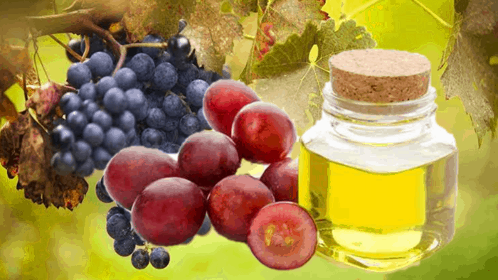 Grapeseed Oil As Substitute For Coconut Oil