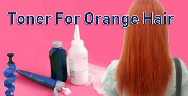 Toner For Orange Hair