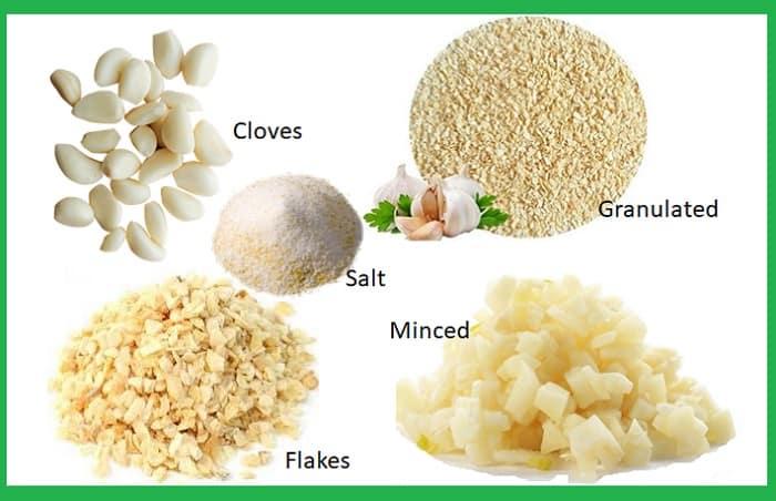 5 Genuine Garlic Powder Substitutes