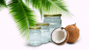 unrefined vs refined coconut oil
