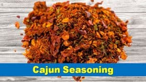 Substitute For Cajun Seasoning