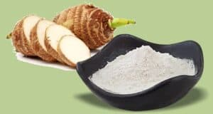arrowroot powder substitute