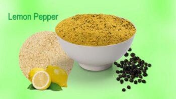 lemon pepper substitute